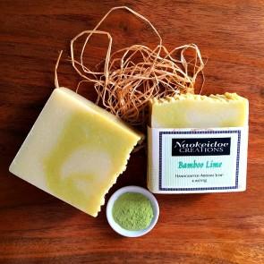 Bamboo Lime Handmade Soap