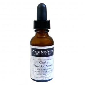 Clarity Facial Oil Moisturizer Serum