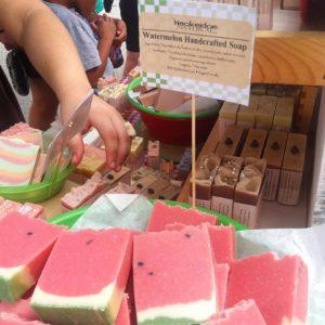 Watermelon Soap by Naokeidoe Creations