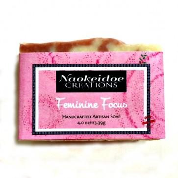 Feminine Focus Feminine Soap