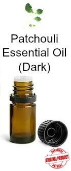 Patchouli Essential Oil (Dark)