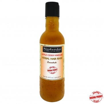 pple Cider Vinegar Herbal Infused Conditioning Hair Rinse Concentrate