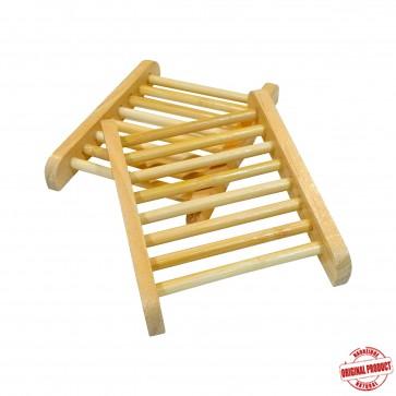 Bamboo Open Slat Soap Deck