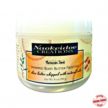 Whipped Body Butter Frosting