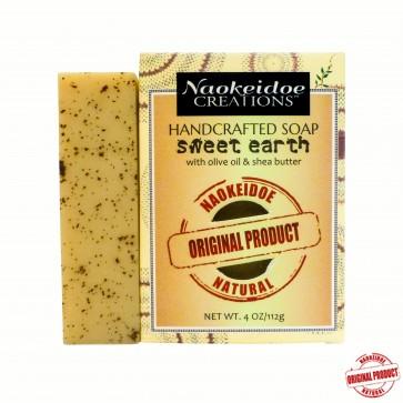 Naokeidoe Creations Sweet Earth Handmade Soap