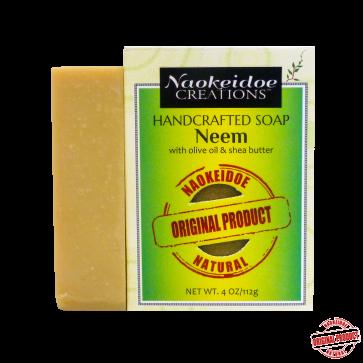 Neem Oil Handmade Soap