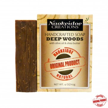 Deep Woods - Handmade Soap - Naokeidoe Creations