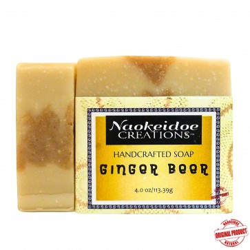 Ginger Beer Handmade Soap