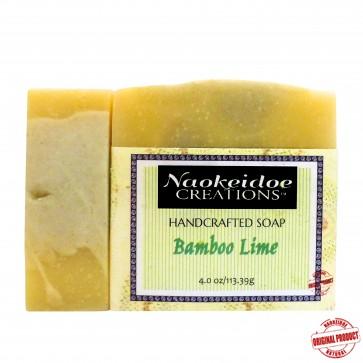 Naokeidoe Creations Ginger Lime Soap