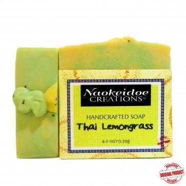 Thai Lemongrass Handmade Soap