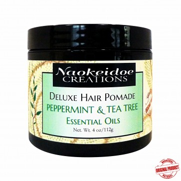 Deluxe Hair Pomade with Peppermint and Tea Tree