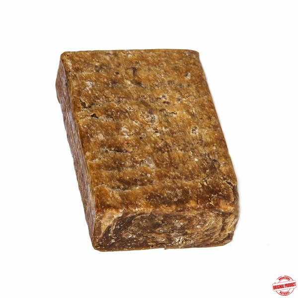 Authentic African Black Soap With Shea Butter From Ghana