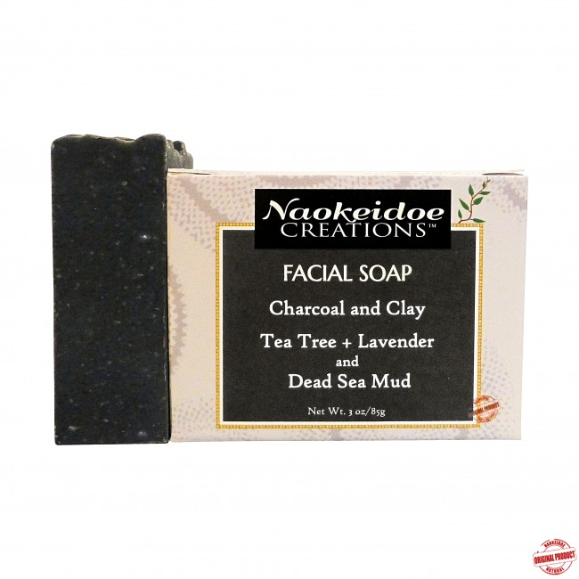 Organic Ingredients Detox Charcoal Soap Handcrafted In Usa #1 Best Seller!