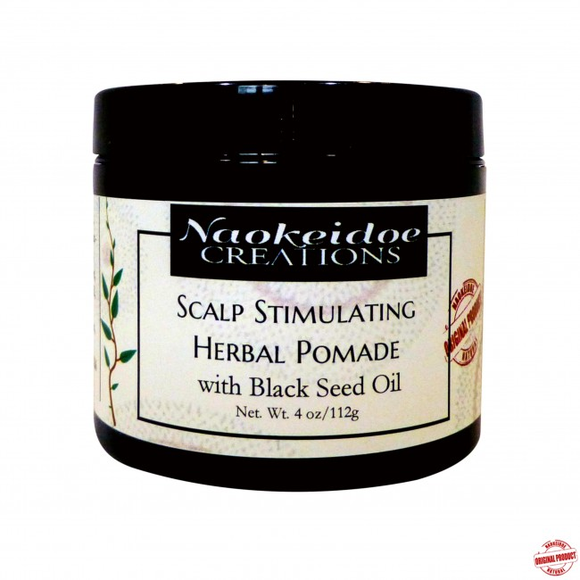 Black Seed Hair Growth Stimulating Scalp Serum Nigella
