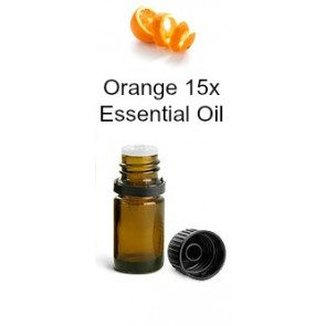 Orange 15x Essential Oil
