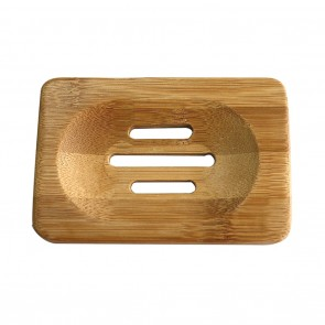 Bamboo Soap Deck Soap Dish