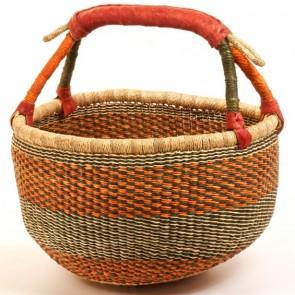 Bolga Baskets Hand Woven From Ghana