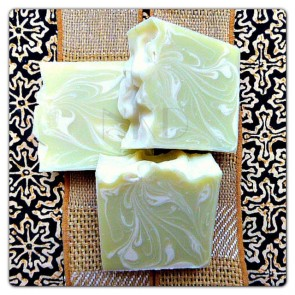 Cucumber Cooler Handmade Soap