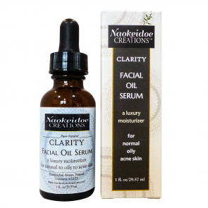 Naokeidoe Creations Clarity Facial Oil Moisturizer Serum