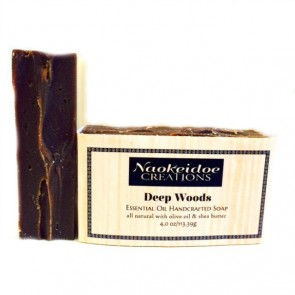 Deep Woods  Handmade Soap
