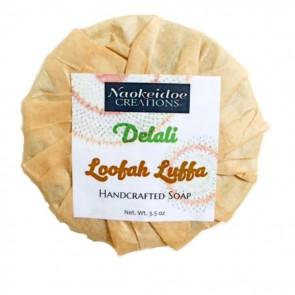 Delali Loofah Luffa Handmade Soap