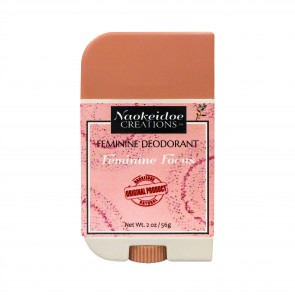 Feminine Focus Natural Feminine Deodorant For Private Parts