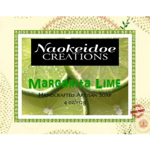 Margarita Lime Handmade Soap