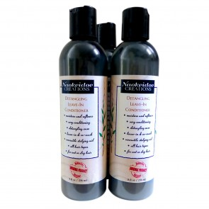 Detangling Leave-In Hair Conditioner and CoWash