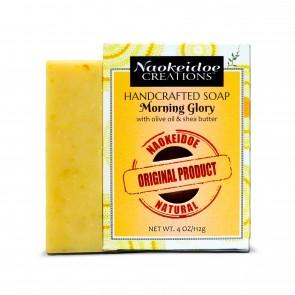 Morning Glory Citrus Handmade Soap