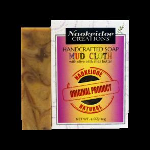 Mud Cloth Handmade Soap
