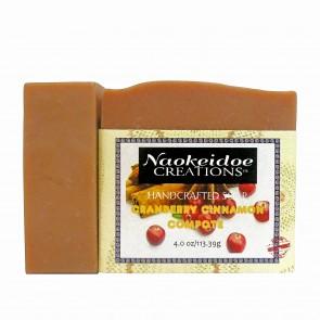 Cranberry Cinnamon Compote Handmade Soap