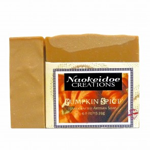 Pumpkin Spice Limited Edition Handmade Soap