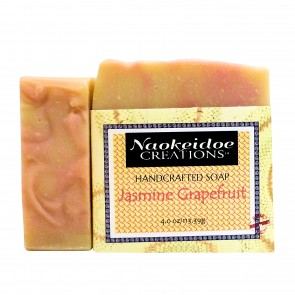 Jasmine Grapefruit  Handmade Soap