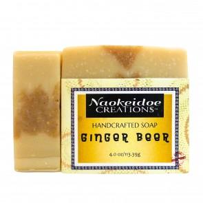Ginger Beer Handmade Soap