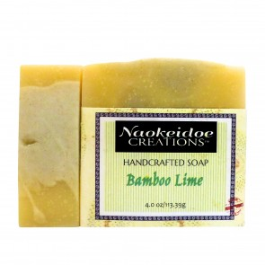Bamboo Lime Handmade Soap