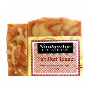 Tahitian Tease Handmade Soap