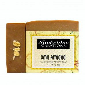 Almond Handmade Soap