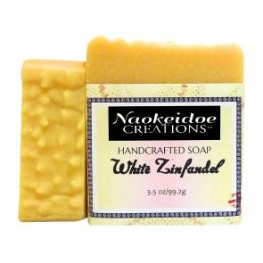 White Zinfandel Handmade Soap