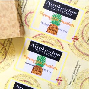 Pineapple Passion Handmade Soap