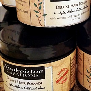 Deluxe Hair Pomade Small