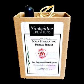 Scalp Stimulating Herbal Serum