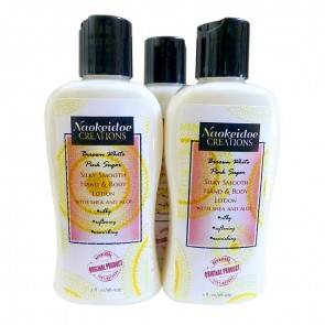 Silky Smooth Hand & Body Lotion
