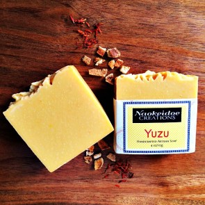 Yuzu Handmade Soap
